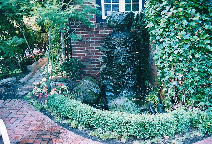 Water Features, Walls & Fountains:  Old World Fountains