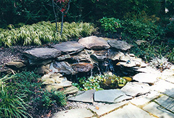 Water Features, Walls & Fountains:  Garden Style
