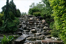 Water Features, Walls & Fountains:  Alpine Theme Grand Falls